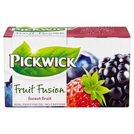 Gyümölcstea, 20x1,75 g, PICKWICK, erdei gyümölcs