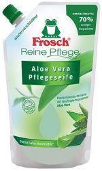 Folyékony szappan utántöltő, 0,5 l, FROSCH, aloe vera