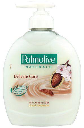 Folyékony szappan, 0,3 l, PALMOLIVE Delicate Care