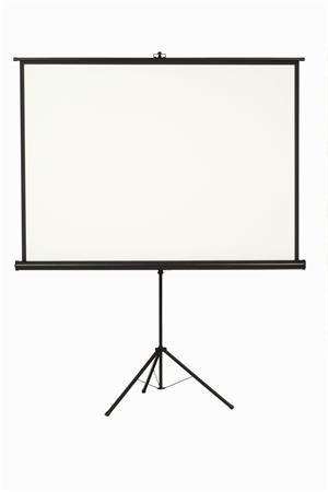 Vetítővászon, hordozható  1:1, 180x180 cm