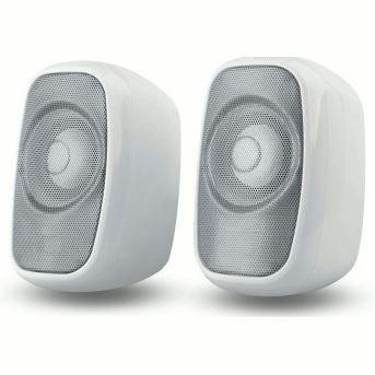 Hangszóró S80 USB 2.0 fehér