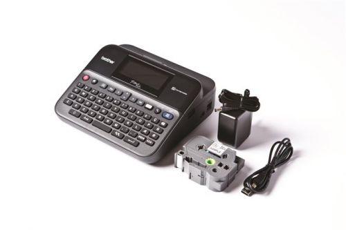 Elektromos feliratozógép PT-D600VP