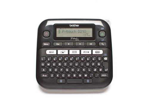 Elektromos feliratozógép PT-D210