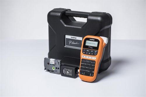 Elektromos feliratozógép, BROTHER PT-E11VP