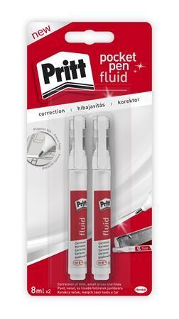 Hibajavító toll, 8 ml, bliszter, HENKEL