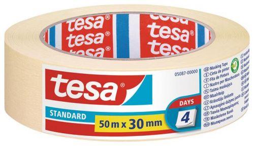 Festő- és mázolószalag, 30 mm x 50 m, TESA