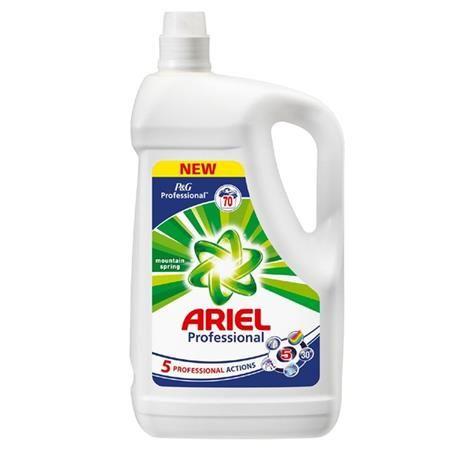 Folyékony mosószer, 4,55 l,  ARIEL