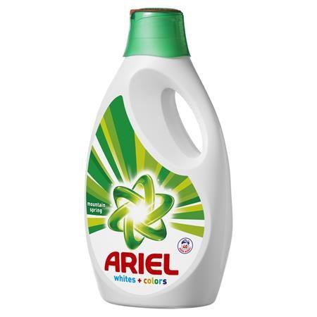 Folyékony mosószer, 2,6 l,  ARIEL