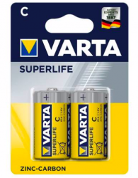 Elem, bébi elem C, 2 db, VARTA Superlife