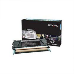 X746H1KG Lézertoner X746, 748 nyomtatókhoz, LEXMARK , 12k (return)