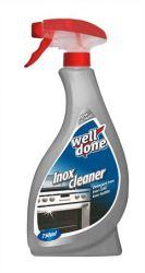 (1144) Inox tisztítószer, 0,75 l, szórófejes,  WELL DONE