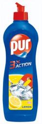 (1142) Mosogatószer, 900 ml, PUR EXTRA, citrom