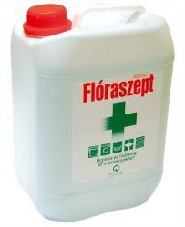Tisztító-és fertőtlenítőszer, 5 l, FLORASZEPT