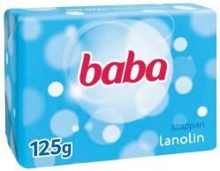(1106) Krémszappan, 125 g, BABA, lanolinos
