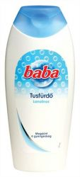 (1373) Tusfürdő, 400 ml, BABA, lanolinos