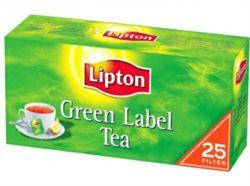 Fekete tea, 25x2 g, LIPTON,