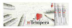 Tempera, ICO