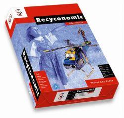 Másolópapír, újrahasznosított, A4, 80 g, RECYCONOMIC