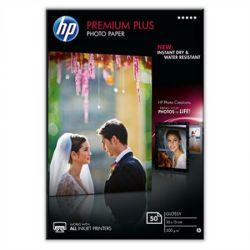 CR695A Fotópapír, tintasugaras, 10x15, 300 g, fényes, HP