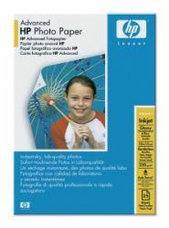 Q8691A Fotópapír, tintasugaras, 10x15, 250 g, fényes, HP