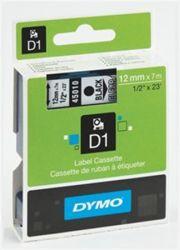 Feliratozógép szalag, 12 mm x 7 m, DYMO