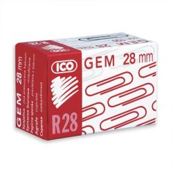 Gemkapocs, 28 mm, ICO, réz