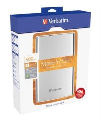 2,5-os HDD 500 GB, USB 3.0 csatlakozás (hordozható merevlemez)