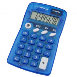 LCD-825 (kék)
