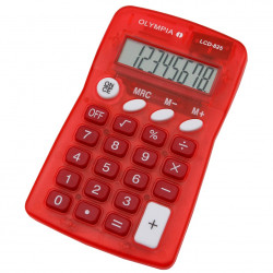 LCD-825 (piros)