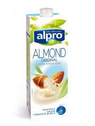 Növényi ital, dobozos, 1l, ALPRO, mandula (1040 g)