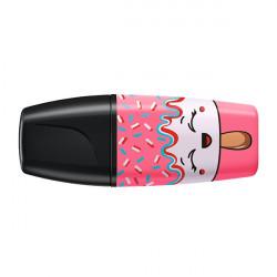 Szövegkiemelő STABILO Boss Mini Sweet Friends pink