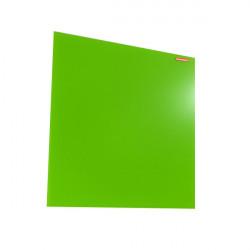 Üvegtábla MEMOBOARDS mágneses 45x45 cm zöld