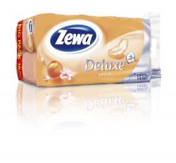 Toalettpapír Zewa Deluxe 3 rétegű 16 tekercses Peach