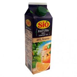 Gyümölcslé SIÓ NATURA 1L Narancslé 100% (1000 g)
