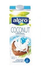 Növényi ital, dobozos, 1l, ALPRO, kókusz (1040 g)