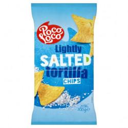 Tortilla chips, sós