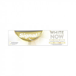 Fogkrém SIGNAL White Now arany 75 ml
