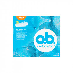 Tampon OB ProComfort Super 48 db