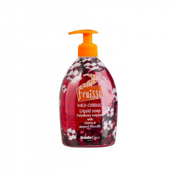 (1106) Folyékony szappan BRADO Fruisse 400ml pumpás Wild Cherry
