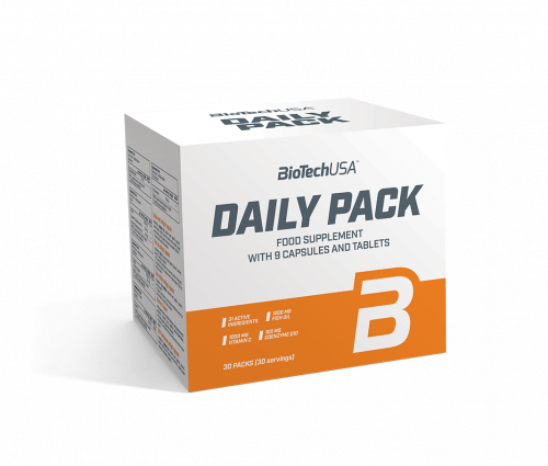 Daily Pack multivitamin
