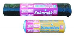 SZEMETESZSÁK MAZZINI 30L 15DB/TEK