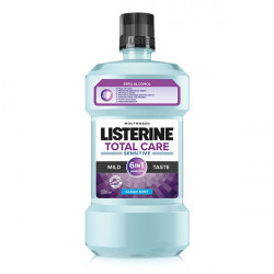 Szájvíz LISTERINE Total Care Sensitive mild taste 500 ml