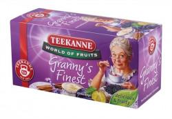 TEA TEEKANNE GRANNY FINEST SZILVÁS-FAHÉJAS (200 g)