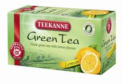 TEA TEEKANNE ZÖLD TEA CITROM (70 g)