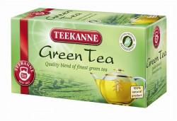 TEA TEEKANNE ZÖLD TEA NATÚR (60 g)