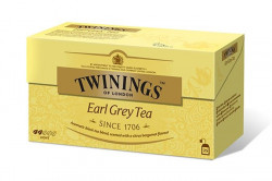 Fekete tea TWININGS Earl Grey 25x2gr (100 g)