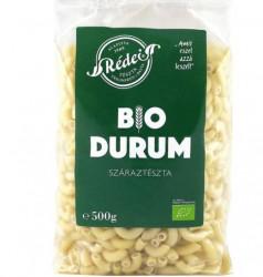 bio durum fehér szarvacska tészta (500 g)