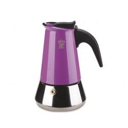 1386V LILA Kávéfőző kotyogós 2 személyes