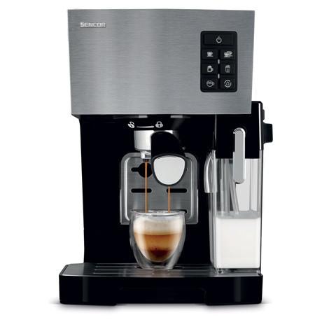 SES4050SS Kávéfőző presszó