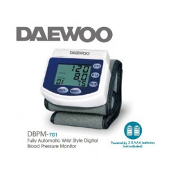 DBPM-701 Vérnyomásmérő csuklós